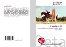 Bookcover of Volodyovski