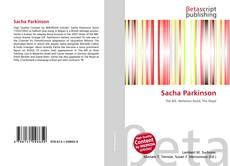 Capa do livro de Sacha Parkinson