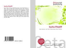 Couverture de Sacha Pitoëff