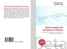 Copertina di Water Supply and Sanitation in Yemen