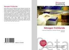 Обложка Nitrogen Trichloride