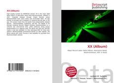 Copertina di XX (Album)