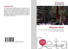 Bookcover of Waipaoa River