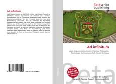 Bookcover of Ad infinitum