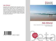 Buchcover von Ada (Ghana)