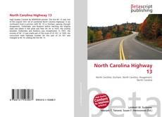 North Carolina Highway 13 kitap kapağı