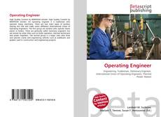 Bookcover of Operating Engineer