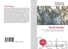 Borítókép a  Yehud Coinage - hoz