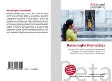 Bookcover of Ranasinghe Premadasa