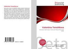 Capa do livro de Valentina Tereshkova