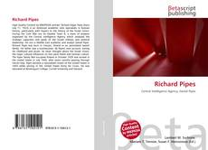 Bookcover of Richard Pipes