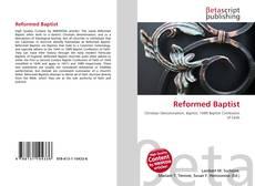 Обложка Reformed Baptist