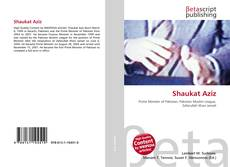 Bookcover of Shaukat Aziz