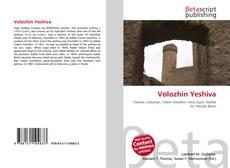 Bookcover of Volozhin Yeshiva