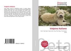 Volpino Italiano kitap kapağı