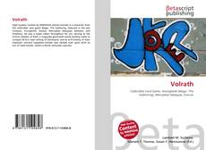 Bookcover of Volrath