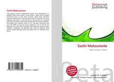 Bookcover of Sachi Matsumoto