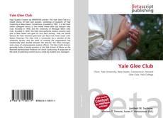 Portada del libro de Yale Glee Club