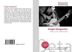 Copertina di Singer-Songwriter