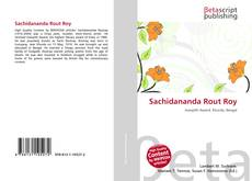 Bookcover of Sachidananda Rout Roy