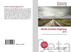 Portada del libro de North Carolina Highway 211