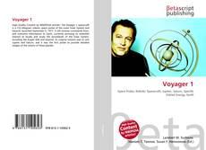 Buchcover von Voyager 1