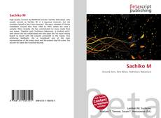 Bookcover of Sachiko M