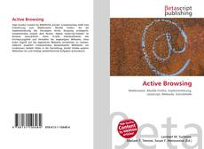 Bookcover of Active Browsing