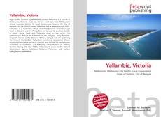 Обложка Yallambie, Victoria