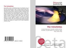 Capa do livro de The Velvelettes