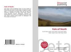 Обложка Vale of Neath