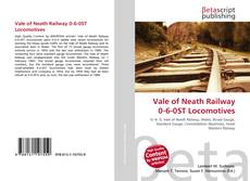 Portada del libro de Vale of Neath Railway 0-6-0ST Locomotives