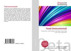 Toad (Instrumental) kitap kapağı