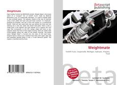 Bookcover of Weightmate