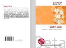 Обложка Sachin Yardi