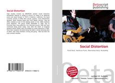 Bookcover of Social Distortion