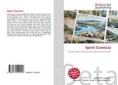 Bookcover of Spirit (Comics)