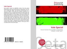 Bookcover of Vale Special