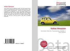 Bookcover of Volvo Amazon