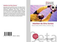 Portada del libro de Adailton da Silva Santos