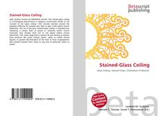 Couverture de Stained-Glass Ceiling