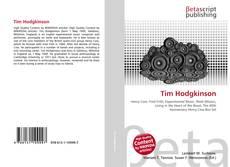 Capa do livro de Tim Hodgkinson