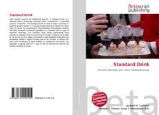 Bookcover of Standard Drink