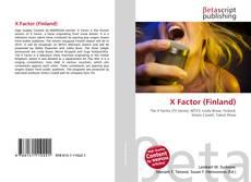 X Factor (Finland)的封面