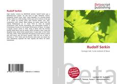 Couverture de Rudolf Serkin
