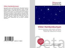 Bookcover of Viktor Hambardzumyan