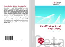 Bookcover of Rudolf Steiner School Kings Langley
