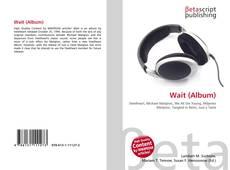 Bookcover of Wait (Album)