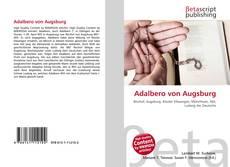 Borítókép a  Adalbero von Augsburg - hoz