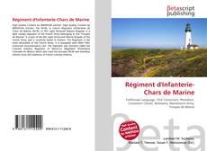 Borítókép a  Régiment d'Infanterie-Chars de Marine - hoz